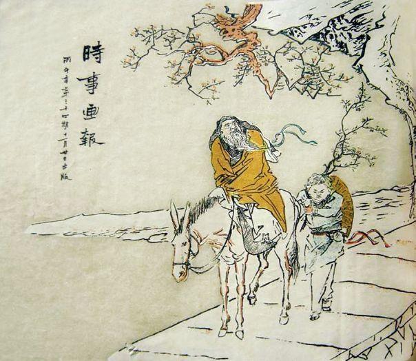 广州早茶手绘作品