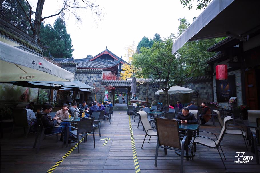 锦里为何敢称西蜀第一街,而且还代为成都之称