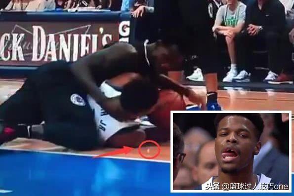 """博天堂线上娱乐场揭秘NBA球员摘下牙套后放在哪?保罗挂耳朵上,詹皇""""藏""""在护"""