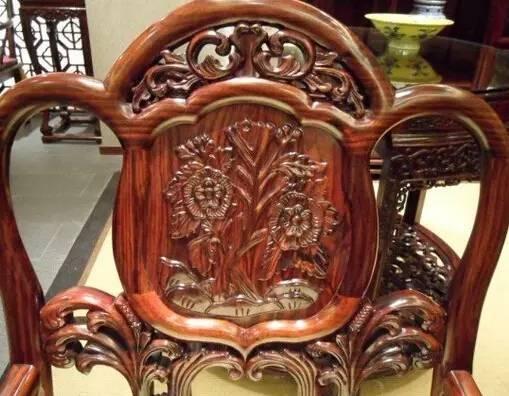 一件红木家具,居然有那么多学问!-红酸枝