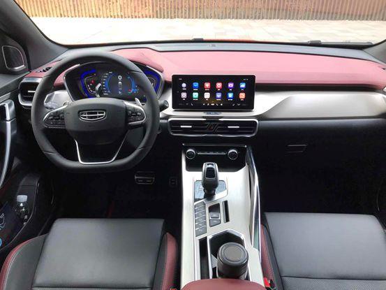 体验感受可圈可点试驾吉利全新小型SUV——缤越_新凤凰彩票官网