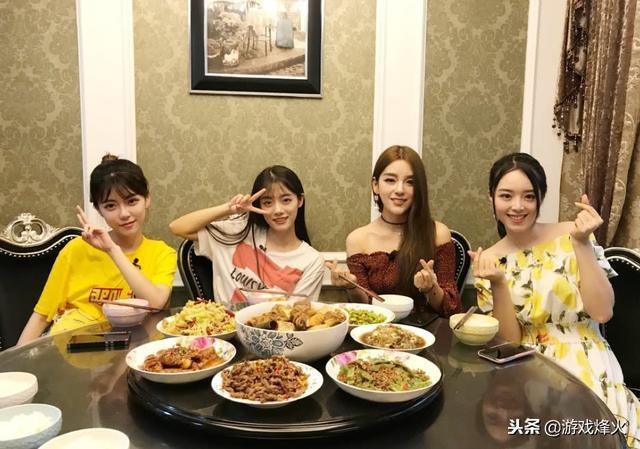 LPL四朵金花中选一个当老婆,你会选谁呢?