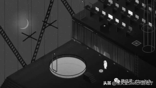 游戏 正文  12月13日 黑白画风解谜游戏,看起来略有点《地狱边境》的