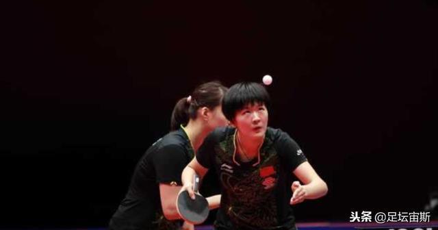 国乒团灭日本夺女双冠军 日本女乒0冠全军覆没!