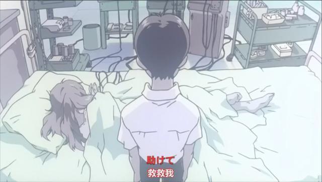 """碇真嗣为什么要""""掐死""""明日香?《EVA》这段剧"""