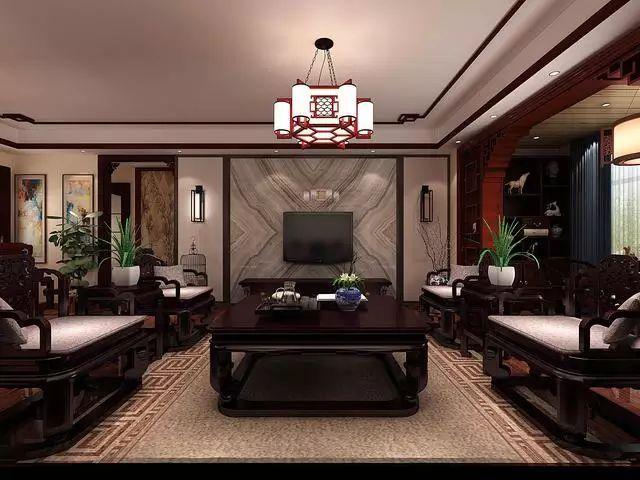 退休教师把家装修成中式风格,晚年生活如此惬意!-名贵木材