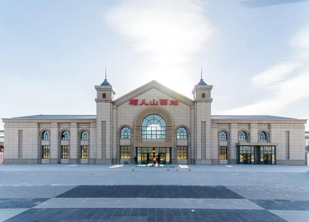 牡丹江南站_厉害了,黑龙江省,哈尔滨至牡丹江高铁2019年1月5日开通!