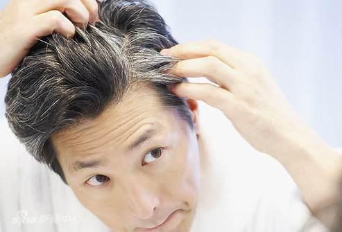 白发转黑|健康、安全