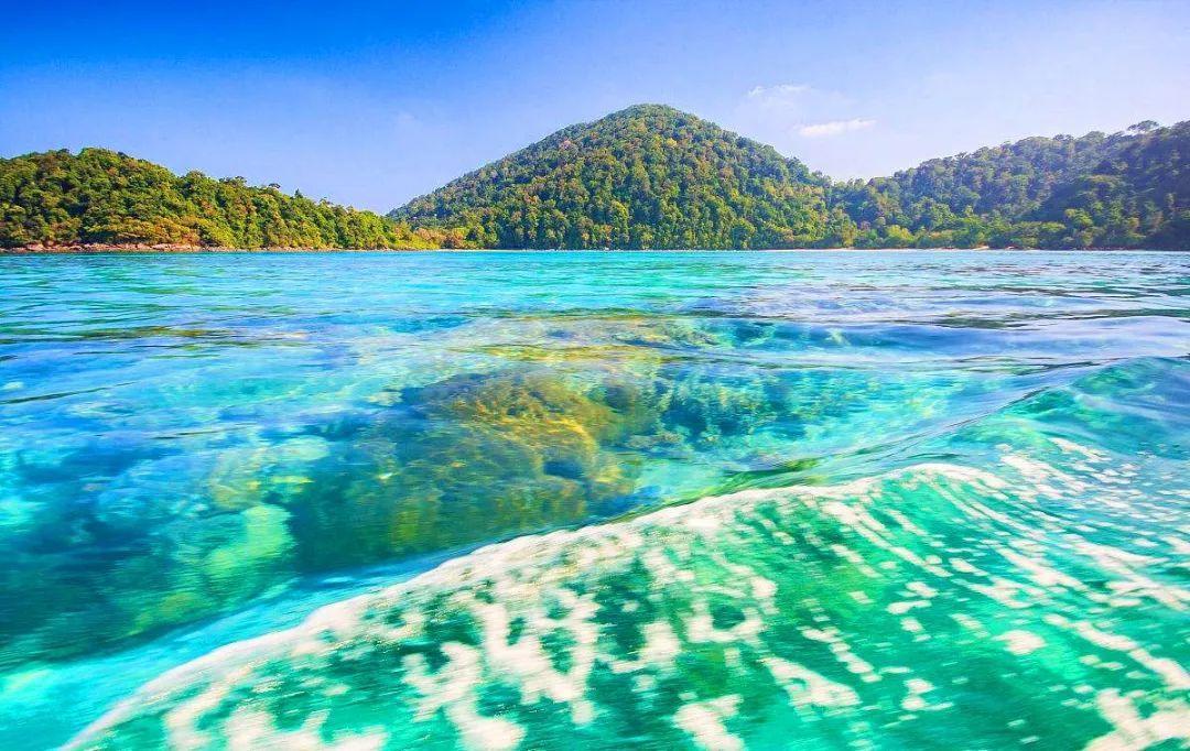 泰国丽贝岛+马来西亚兰卡威六天纯玩游