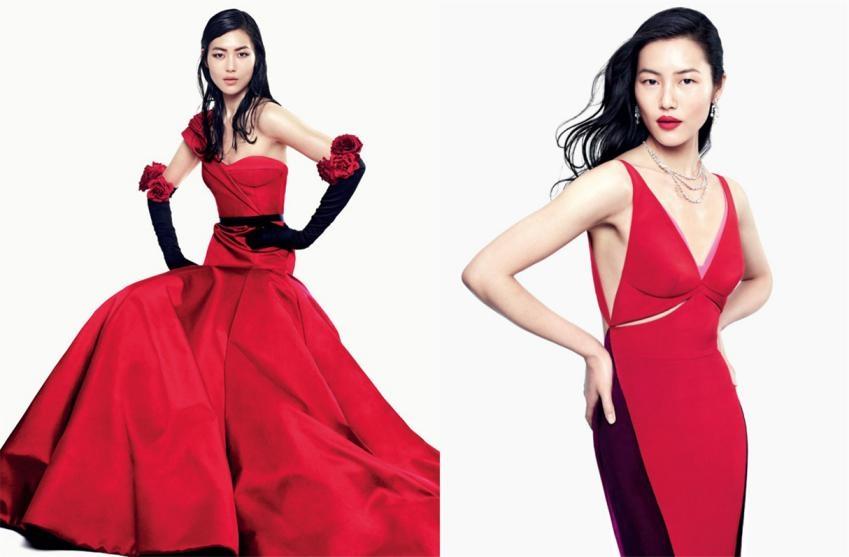 势不可挡!从吕燕到刘雯看中国超模的国际打拼史