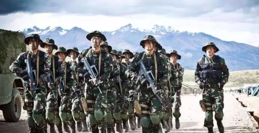 中国有外军模拟部队_为什么很多国家军队不敢正面挑战解放军? 专家如实回答, 国人 ...