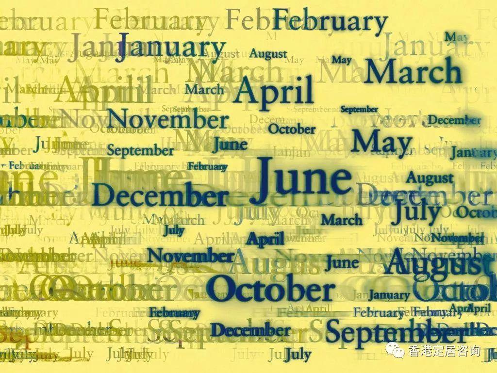 英文日期 英文日期和时间的全部书写表达方式,你GET了几种?