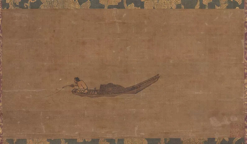 被日本抢走的千年名画,放大10倍被领先千年的技艺震惊!