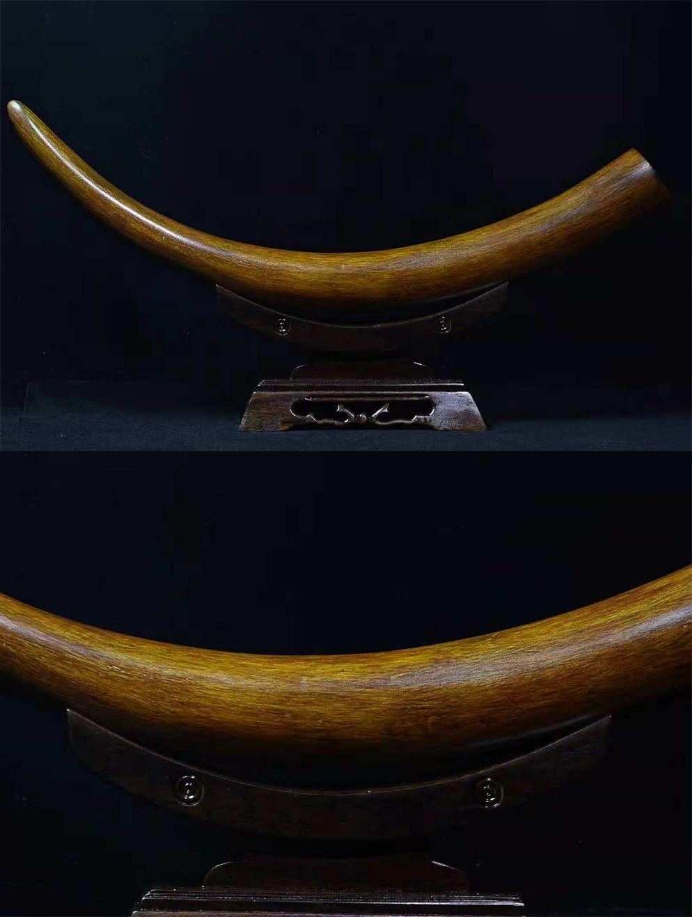《猛犸象牙是有皮好还是没皮好? 什么样的猛犸象牙皮质最好?》
