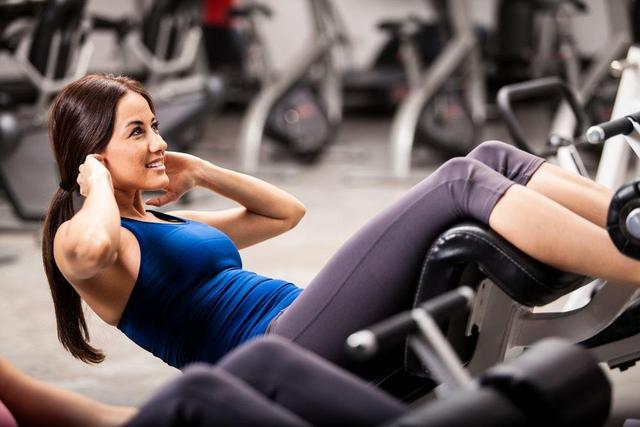 什么健身器材减肥最快图片
