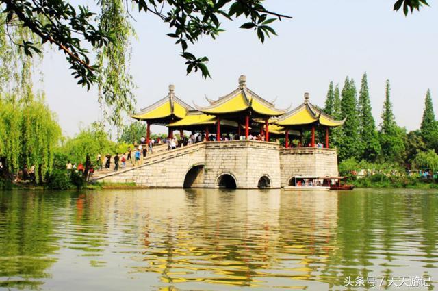 扬州十大值得去的景点,扬州旅游全攻略