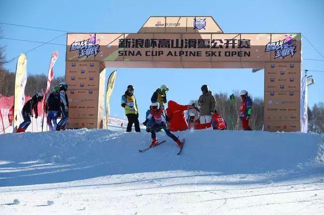 有多冷就有多乐!新浪杯高山滑雪公开赛燃动多乐美地