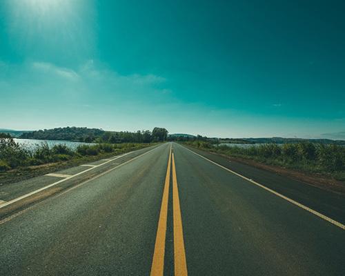 一路艰辛,一路风景,目光所及之处,就是我们对于人生的理解.