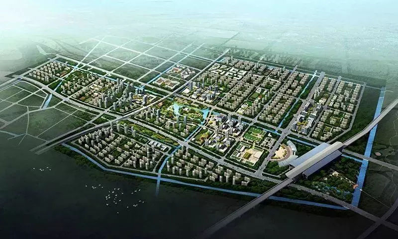 ▽泰州文化创意产业园规划图   亿蜂国际化产业创新示范基地坐落于泰州文化创意产业园内.