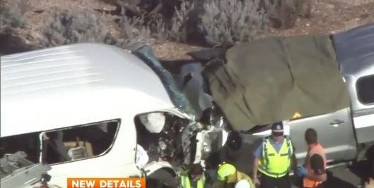 生活 正文  据澳洲电视9号台报道称, 这起惨烈车祸发生在昨天(12月9日图片