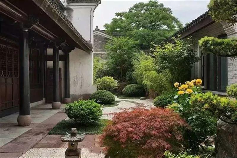 【景观设计】六大风格庭院,植物配置全知道!