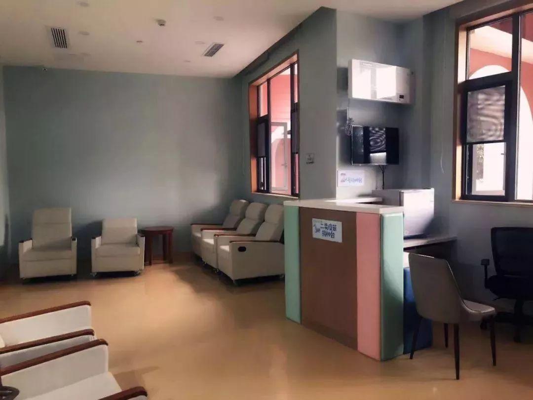 玛丽亚装修预防vip诊室五万能接种吗图片