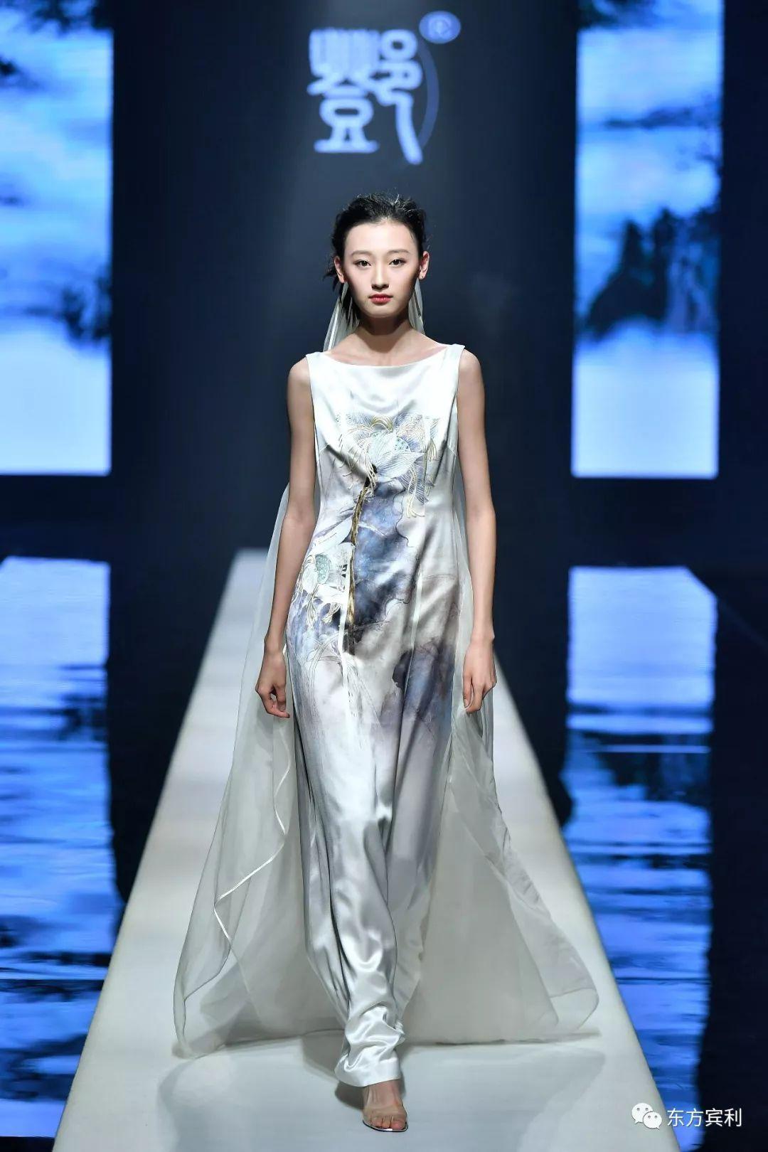 2018中国模特之星大赛冠军-经莹