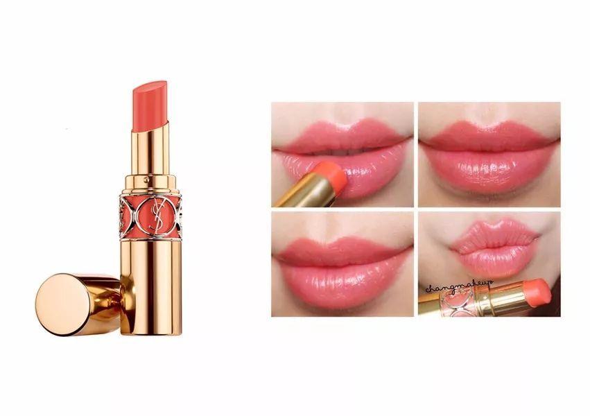 橙色唇膏_ipsa茵芙莎魅色唇膏 rmb220 #s02  眼妆 ▲比起百搭的大地色,其实橙色