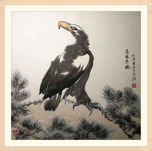 【艺术之星】2018中国书画年度人物—黄式强