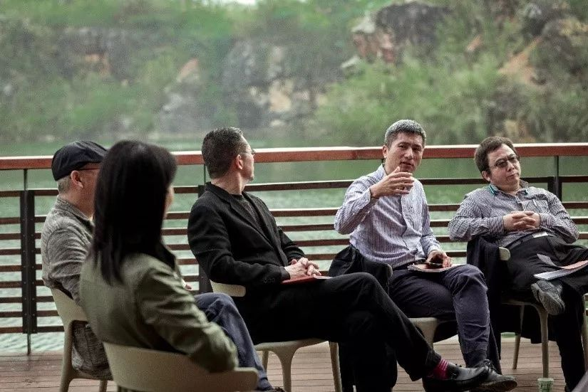 林箐的图_政务 正文  研讨会由林箐教授主持,各位嘉宾对南宁园博园采石场花园的