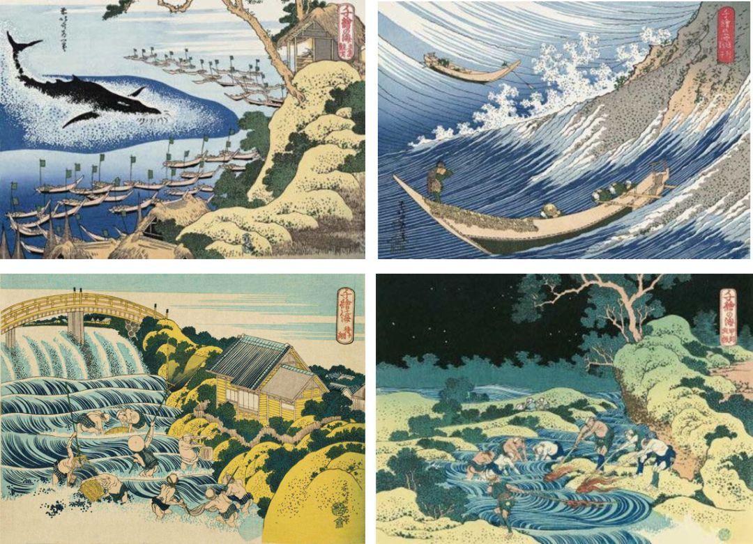 梵高钟爱的日本浮世绘