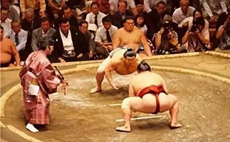 高纬发明了相扑?为何相扑成为日本的标志?