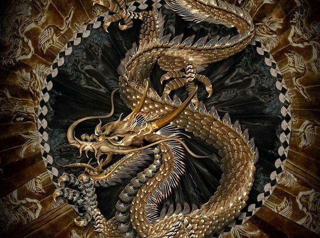 历史上众人目睹的坠龙事件,龙的最终去向是哪里?