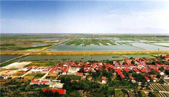 未来,渭南将把大荔县规划建成中国全域农业公园,打造形成了百公里百万