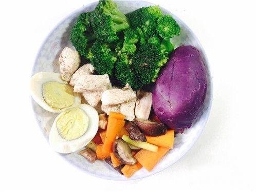 果蔬轻断食减肥法食谱图片