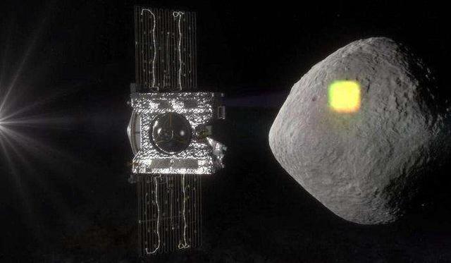 时速10万公里的小行星,下世纪末或撞地球,美国探测器正展开探测