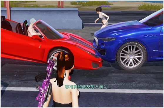 载具的功能并不一定要用于跑毒!各种车辆已经被小伙伴们玩坏了!