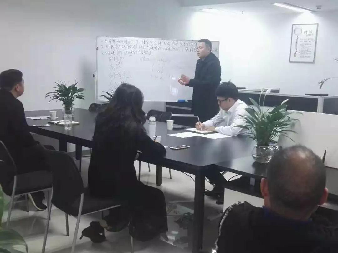 债值通运营人员再赴杭州指导工作