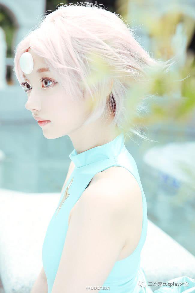 《史帝芬宇宙》珍珠cos,超有灵气的仙女,突然恋爱了!