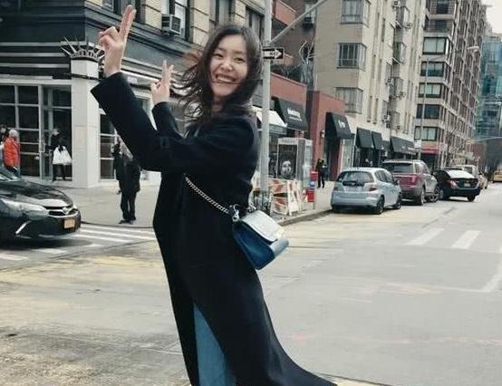 刘雯的秋冬装很简单,学会之后,你也可以穿出女神风范