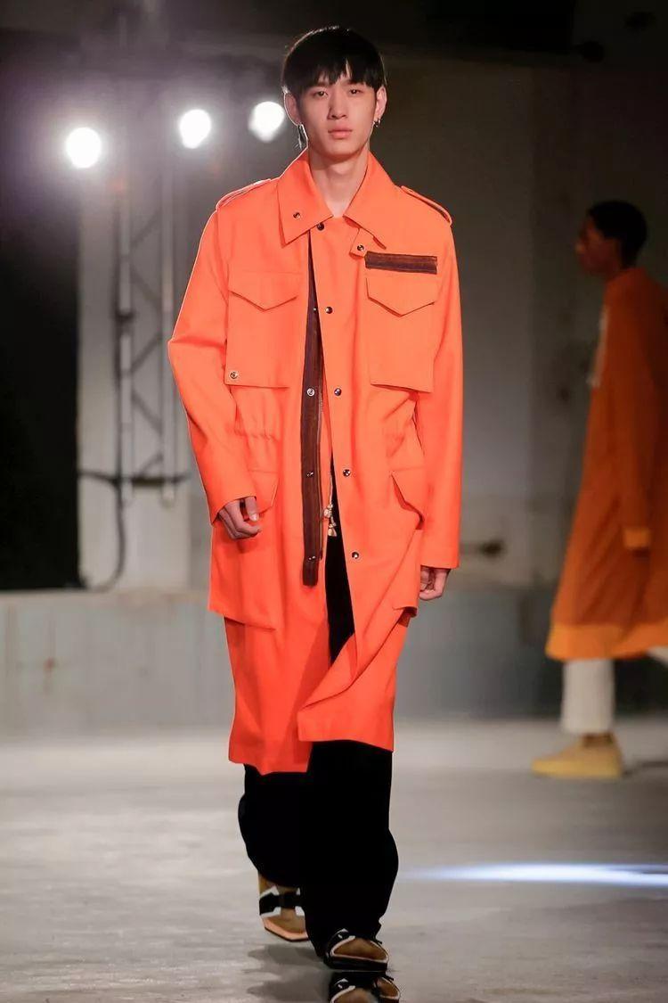刘治成2018搜狐时尚盛典年度超级男模特提名:top人气非他莫属