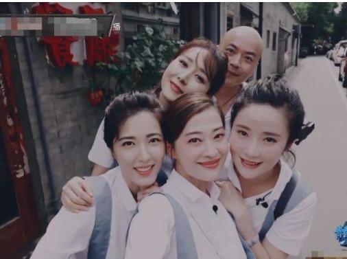 中戏96级明星班之六位金花童年照:章子怡有气质,袁泉像小洋妞!