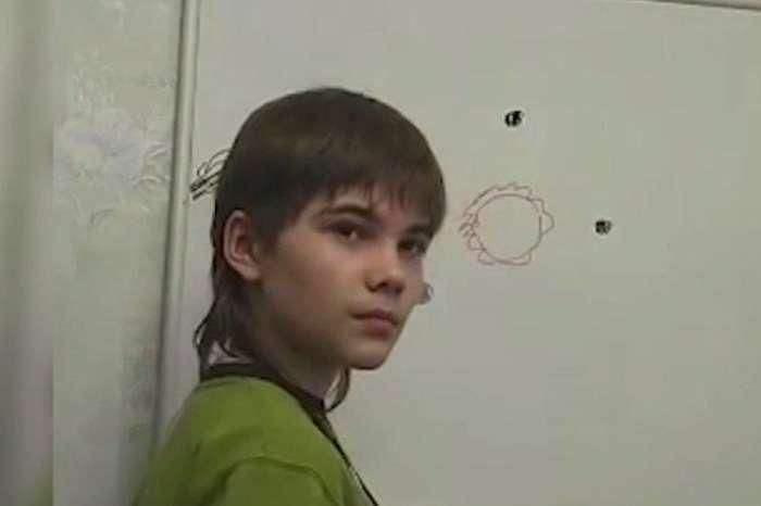 俄罗斯有位火星男孩,称来自火星,某些地方比专家还厉害图片