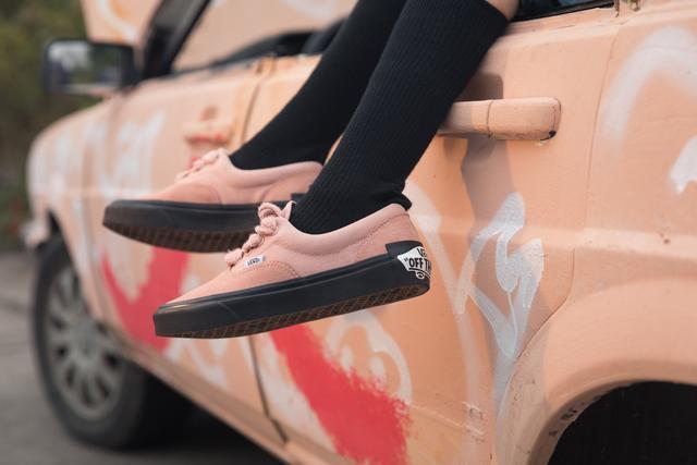 比小猪还萌 Vans x Purlicue推出生肖联名鞋款