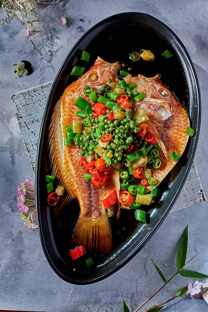 重庆川菜连锁餐厅特色美食图片