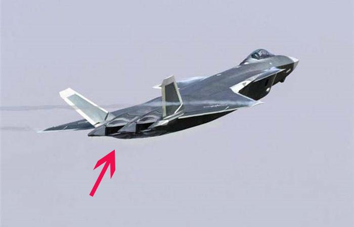 军方公开招标二元矢量喷管配套技术,歼20将完美升级图片