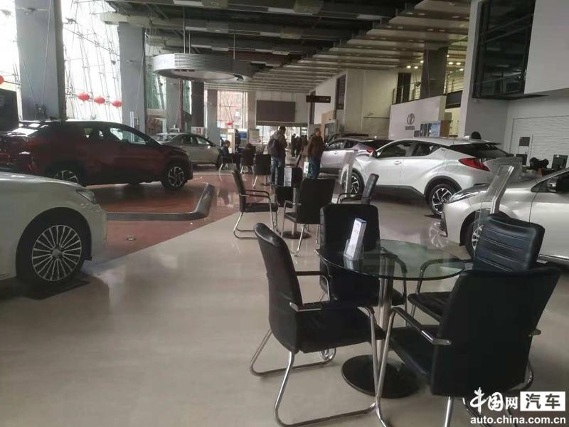 南北丰田北京地区部分4S店服务质量差距显著_湖北11选5走势图