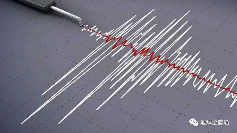 阿联酋部分居民感受到轻微的震动!原是发生2.1级地震