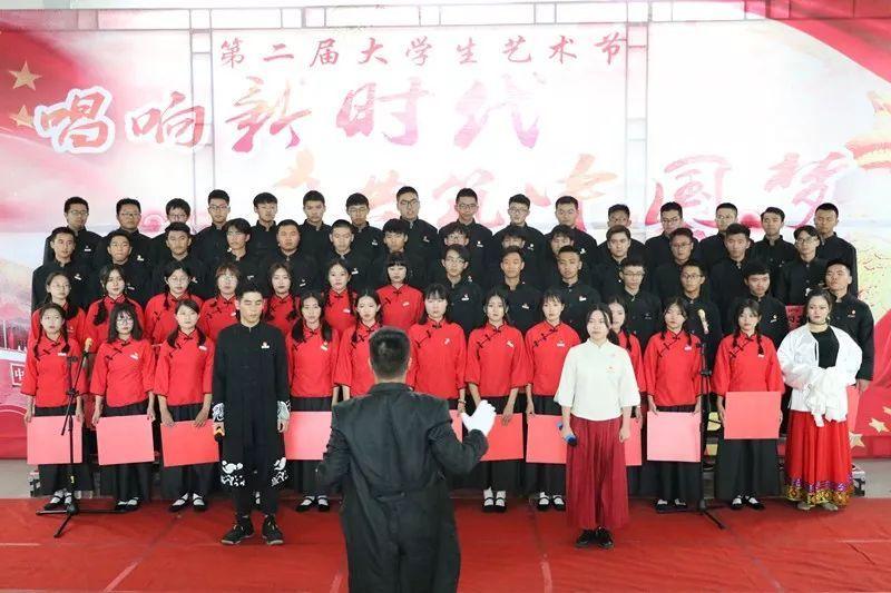 一二·九红歌大合唱回顾 | 唱响新时代,共筑中国梦