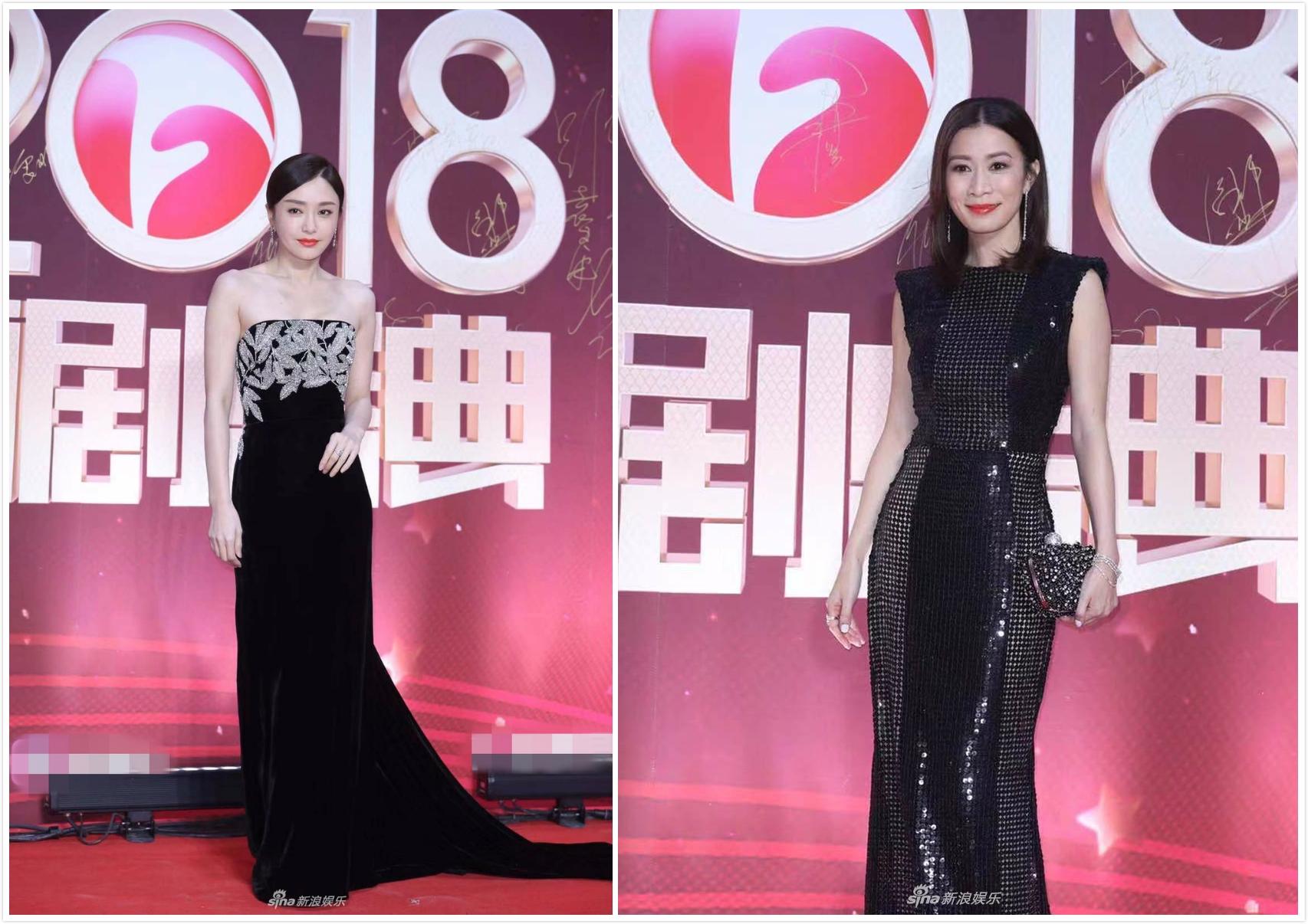 国剧盛典红毯,《延禧攻略》《如懿传》两剧女星PK谁更美?